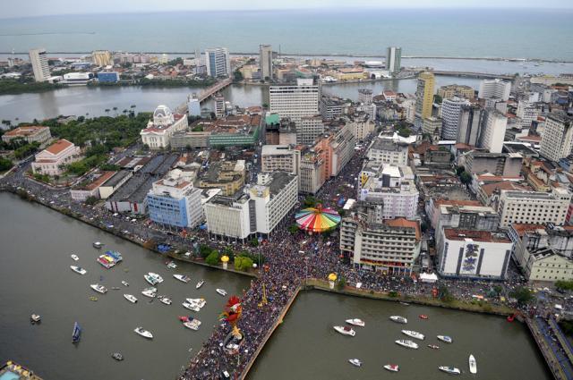 carnaval rio thau 2012